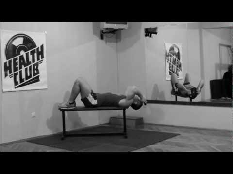 Weighted neck flexion - Neck exercises