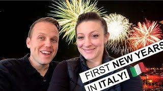 First New Years in Italy!