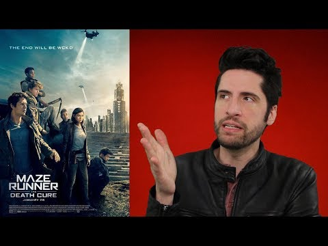 Maze Runner: Death Cure – Movie Review