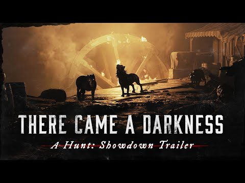 Hunt Showdown - There Came a Darkness Official Trailer (2020)