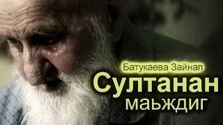 Батукаева Зайнап | «Султанан маьждиг»