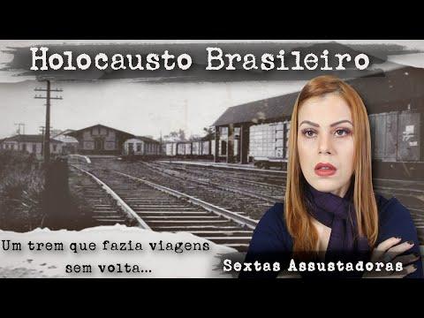 #01 - Holocausto Brasileiro 1903 - 2015 - Barbacena