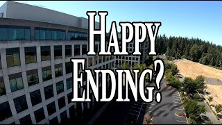 Happy Ending? - Almost lost a quad today.... DJI FPV