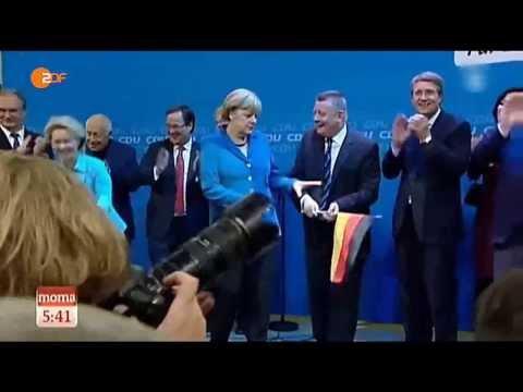 Merkel Hasst Deutschland