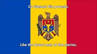 National Anthem of Moldova (Romanian/English translation)