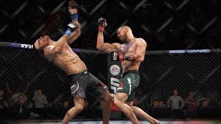ПРАЗДНИЧНЫЙ АППЕРКОТ в ГОЛОВУ  UFC 3 МИРОВОЙ TOP 10 RANKED