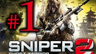 Sniper Ghost Warrior 2 Walkthrough Part 1 1080p HD  First 90 Minutes