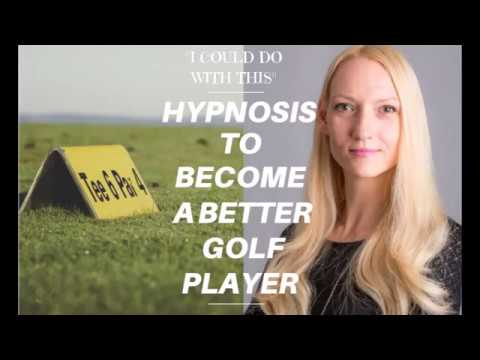 HYPNOSIS TO PLAY BETTER GOLF – Guided Hypnotic Rest to Become a Better Golf Player