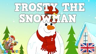 Frosty The Snowman | Christmas songs for children | Christmas cartoons for kids by Minidisco