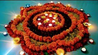Diwali decoration ideas with diyas, rangoli, candles and lights దీపావళికి ఇంటిని ఇలా అలంకరించండి