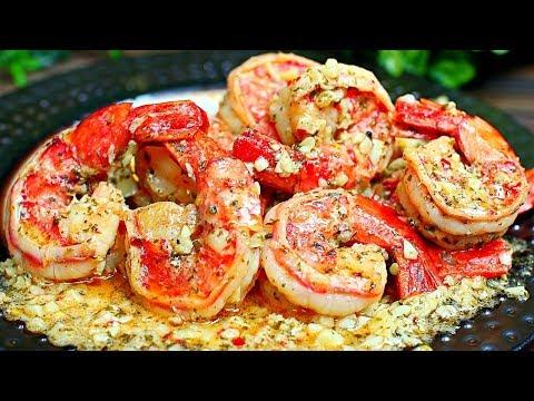 Garlic Shrimp Recipe - How to make the Best Ever Garlic Shrimp