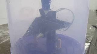 Pengujian Sensor Curah Hujan Tipping Bucket  EEPIS 2013