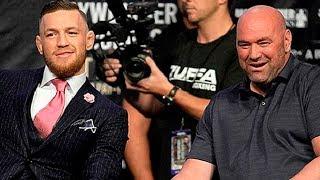 МакГрегор поставил UFC условия,Реванш с Нурмагомедовым/Дана Уайт подписал КОНТРАКТ