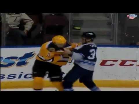 Tommy Cross vs J.C. Lipon