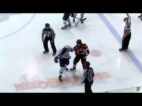 Mathieu Tousignant vs. Zach Sill