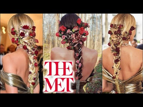 Met Gala 2018 | DIY HEAVENLY Hair Transformation Tutorial!