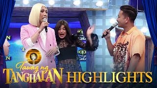 Anne falls from the stage again! | Tawag ng Tanghalan