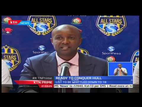KTN Prime: Sportpesa to form an all-star 18 Kenyan football players team to play Hull City Tigers