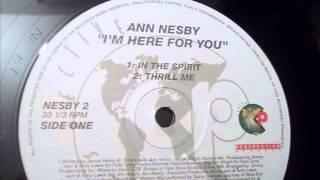 RTQ Ann Nesby - Thrill me RTQ