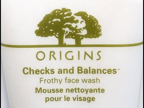 Checks And Balances Frothy Face Wash by origins #5