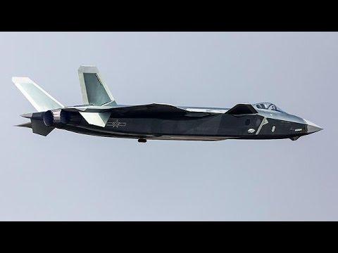 China presenta el J-20, su nuevo avión de combate furtivo - world