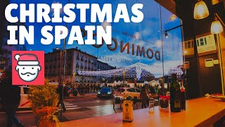 When is christmas day celebrated in spain