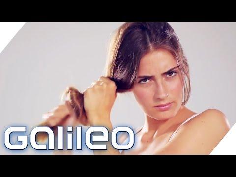 Der Haarfarben-Test: Was kommt am besten an? | Galileo | ProSieben