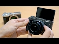 Canon M6 - Hands-on First Look (and comparisons to M5)