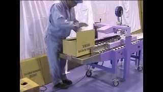 サイズ調整型半自動封緘機(I貼り機)ワークメイト31(セキスイ)