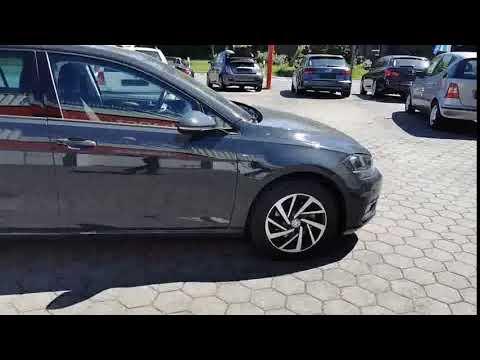 Video VW Golf VII Lim.Join. S & S. AHK.Navi,Kamera uvm.