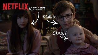 《尼蒙利斯連環不幸事件》– 真相 – Netflix [HD]