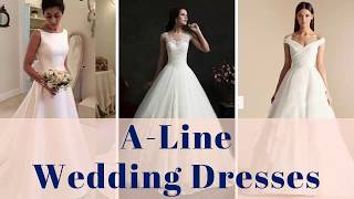 A-Line Wedding Dresses 100+ A Line Wedding Gowns, Wedding Dress A Line Picture Ideas