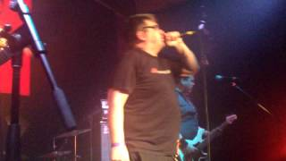88 Fingers Louie - Call it a night Live in Shawinigan QC 15/05/15