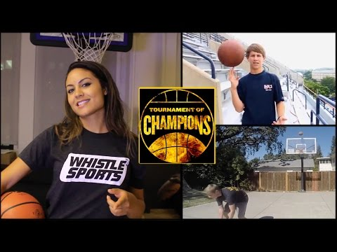 Basketball Trick Shot Tournament of Champions FINAL | #WhistleWorthy