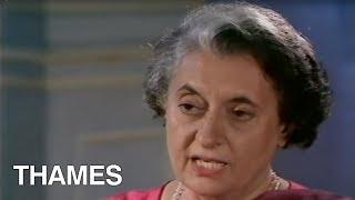 Indira Gandhi Interview | TV Eye | 1978
