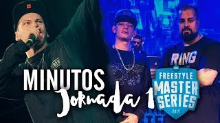 Los 10 MEJORES MINUTOS De La PRIMERA JORNADA De La FMS ARGENTINA 2019 | Jornada 1 - FMS Córdoba