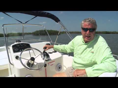 Boston Whaler 210 Montaukvideo