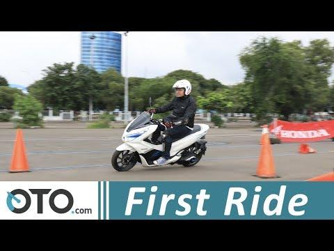Honda PCX Electric | First Ride | Keren, Tapi Gak Dijual | OTO.com