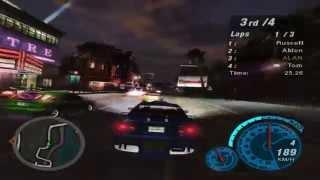 Need For Speed: Underground 2 - (Hidden) Race #41 - Drift