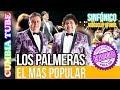 Los Palmeras  - El Más Popular| Sinfónico | Audio y Video Remasterizado Full HD | Cumbia Tube