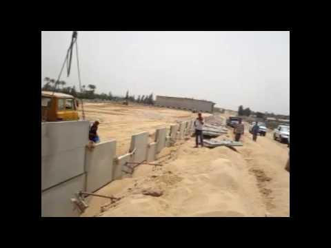 محافظ الشرقية يتفقد أعمال مشروع الطريق الدائري الإقليمي بلبيس – بنها بطول 27 كم مربع