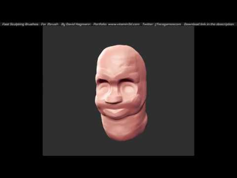Zbrush Fast Sculpting Brushes <- someone delete this please