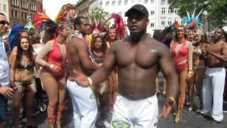 International Samba Festival in Copenhagen, Denmark