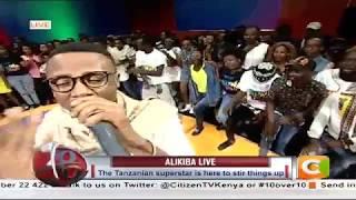 Alikiba Live #10Over10
