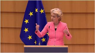 State of the Union Address 2020 by Ursula von der Leyen