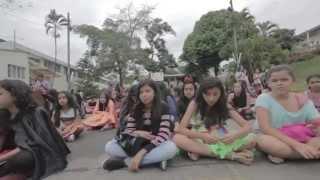 preview picture of video 'Vamos Pal Festival Ambiental de la UT - Ex alumnas de la presentacion Ibague'