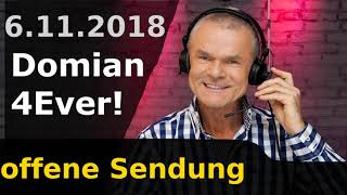 Domian4Ever 2018-11-06 📻