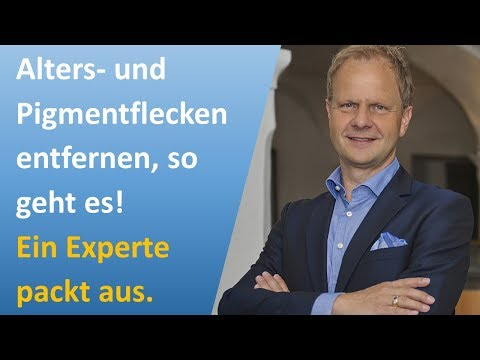 Oriflejm optimals von den Pigmentflecken