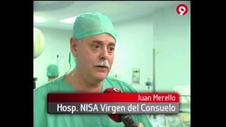 Reducción de estomago sin cirugía en Valencia emitido por Canal 9 en la Comunidad Valenciana - Clínica Merello