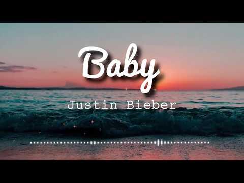 Justin Bieber - Baby ft. Ludacris (Lyrics Video)